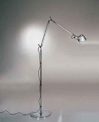 Tolomeo Classic Led Floor Lamp - 220 - 240V (For Use In Australia, Europe, Hong Kong Etc.)