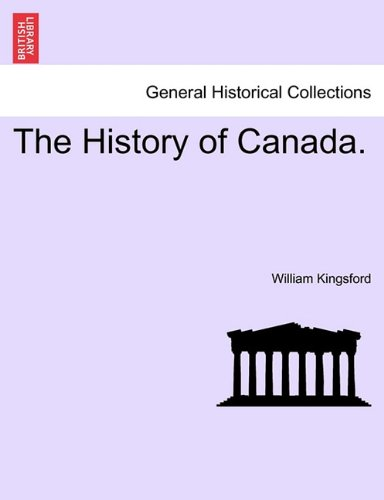 The History of Canada. VOL. X.