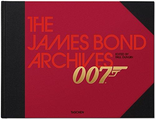 007-the-james-bond-archives