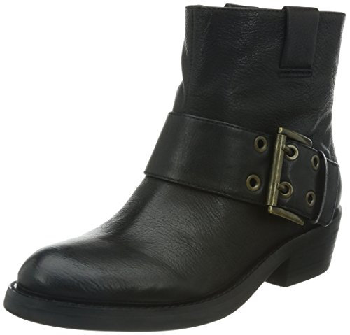 Nine West Women'S Kassy Boot,Black,7 M Us