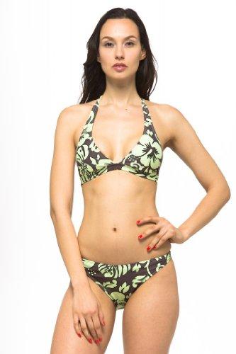 Private Island Hawaii UV Women Halter Tied Bikini Top ...