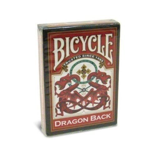 Dragon Back Bicycle Playing Cards [Toy]