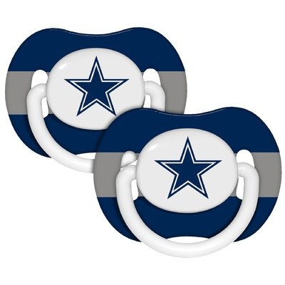 Nfl Dallas Cowboys 2 Pack Pacifier front-970804