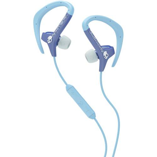 Skullcandy Chops In-Ear With Mic3 Earphones/Earbuds - Navy/Light Blue / One Size