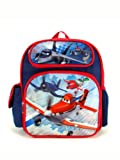Disney Planes 12 Small Toddlers Backpack, School bag- Let's Soar V2