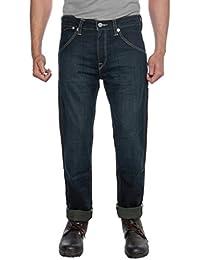 Levi's Men Navy Basic Jeans 508