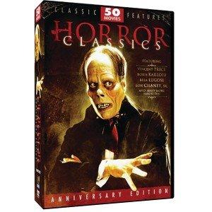 Mill Creek 07003 Horror Classics 50-Film Set