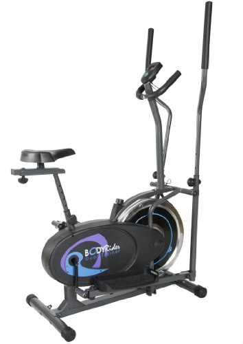 Body Rider Deluxe Flywheel Dual Trainer