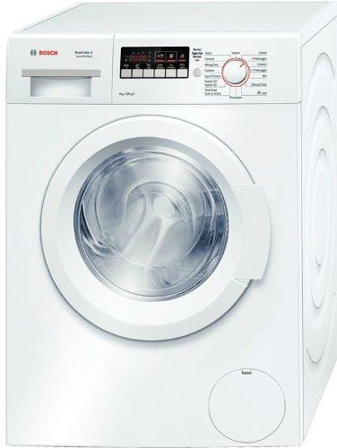 Bosch WAK24268IT Libera installazione Caricamento frontale 8kg 1200RPM A+++ Bianco lavatrice