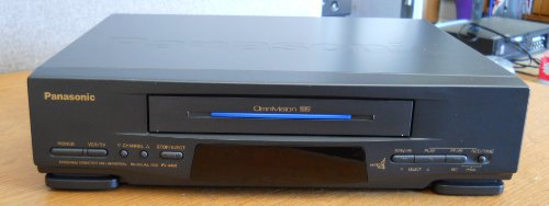 Panasonic PV-4401 Video Cassette Recorder Player VCR Omnivision Hi-Tech 4 Head VHS (Panasonic Omnivision compare prices)