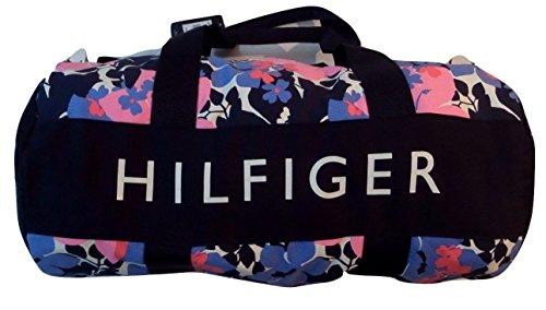 Tommy Hilfiger DUFFLE BAG Borsa da viaggio borsa da palestra-grande FloralPrint L