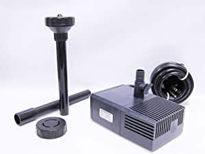 Beckett small fountain pump kit for water gardens ponds for Small garden pond water pumps