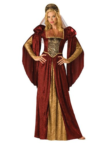 Costumes For All Occasions IC11013LG Renaissance Maiden 2B Large