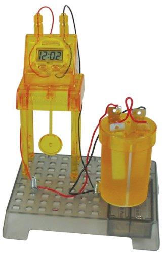 Junior Science Soda-Powered Clock Kit