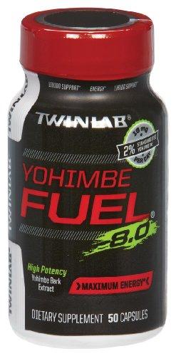 TwinLab - Yohimbe Fuel, 50 capsules