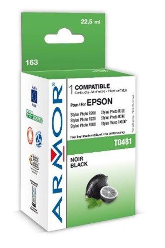 Armor ARMOR Cartouche Noir pour EPSON R200 300 / RX500 600 620