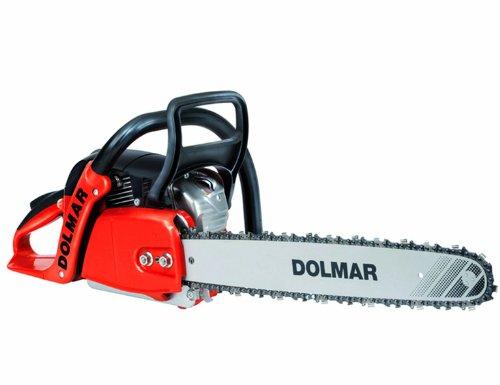 Dolmar-700420012-Benzin-Motorsge-PS-420SC-38cm-22-kW-424ccm