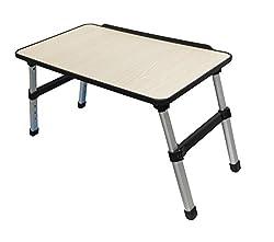 Pindia Multipurpose Foldable Wooden Laptop Table
