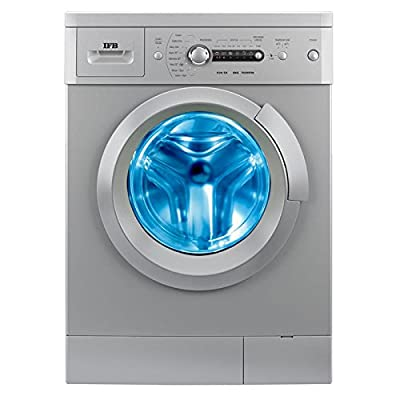 IFB Elena SX Front-loading Washing Machine (6 Kg, Light Grey)