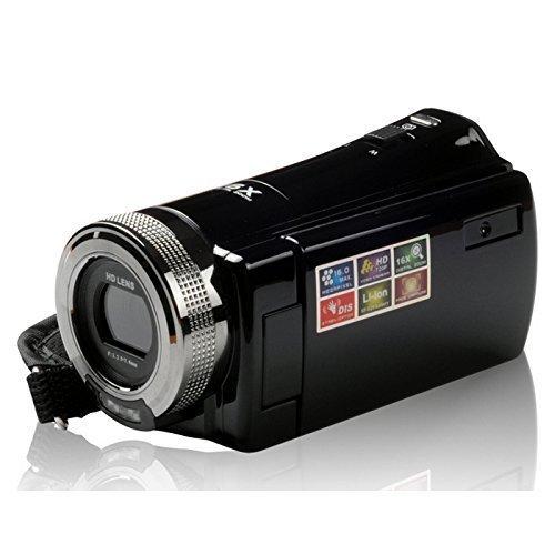 consumer electronics info powerlead pld003 dv c8 16mp high definition digital video camcorder. Black Bedroom Furniture Sets. Home Design Ideas
