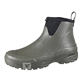 mens ankle boots ideal as a gardening boot seeland rainy