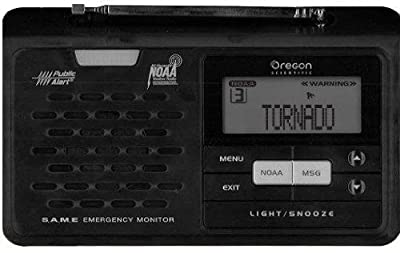 Oregon Scientific WR608 Desktop NOAA from Oregon Scientific