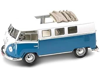 Yat Ming Scale 1:18 - 1962 Volkswagen Microbus Van With Sunroof