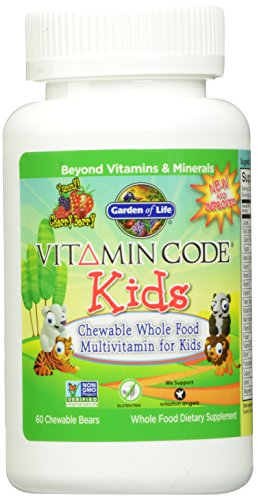 Magnesium supplements for children calmer happier kids - Garden of life vitamin code kids ...