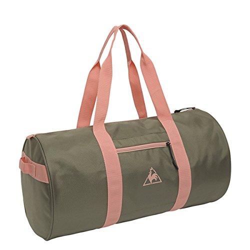 LE COQ SPORTIF borsa green/pink