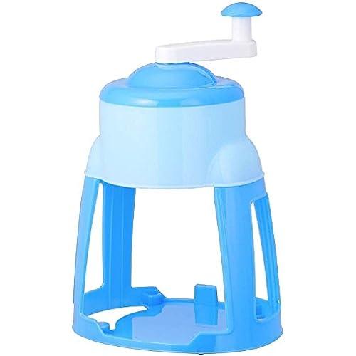 팥빙수 기계 (DOSHISHA) 수동빙 굴기 블루 IS-T-1678B