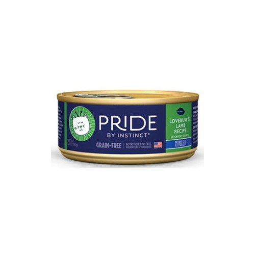 Nature's Variety Pride By Instinct Grain-Free Canned Cat Food - Lovebug's Lamb Recipe