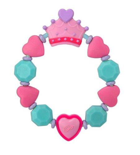 Kids Preferred Disney Baby Teether Jewel, Disney Princess front-1026224