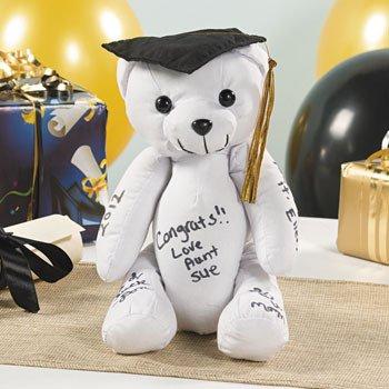 Autograph Graduation Bear (1 pc)