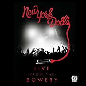 Live From The Bowery (New York / 2012)