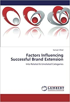 factors influencing successful brand extension Positive and negative effects of brand extension and co-branding  managers make successful conventional brand extension decisions  two factors influencing the .