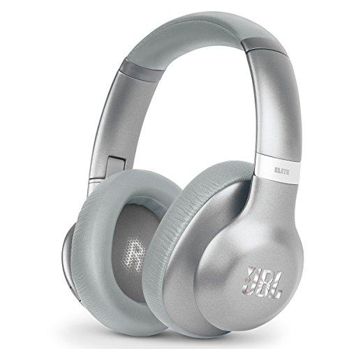 JBL V750NXTSIL Everest Elite 750 NXTGen Wireless Over-Ear NC Headphones (Silver),Silver