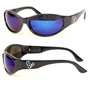Houston Texans Solid Style Sport NFL Sunglasses by Siskiyou