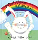 What Makes a Rainbow?: A Magic Ribbon Book (Novelty Book Series)