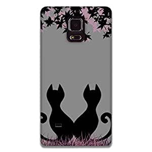 Mott2 Togeather Cat Back cover for Huawei Honor Bee (Limited Time Offers,Please Check the Details Below)