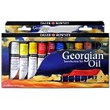 Georgian Oil Starter Set 6X22Ml Tubes