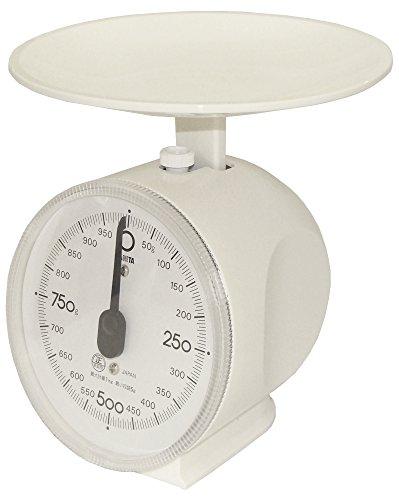 ?chelle analogique TANITA cuisson fossette Thani 1 kg 1431-N 1431-N Blanc Blanc (japon importation)
