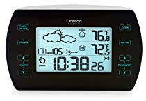 Oregon Scientific Alarm Clock with Weather Forecast