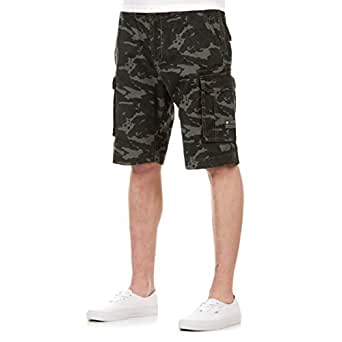 Element Forester Shorts Camo Green 26