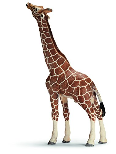 Schleich Eating Male Giraffe - 1