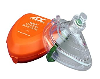 ADC ADSAFE Pocket Rescusitator