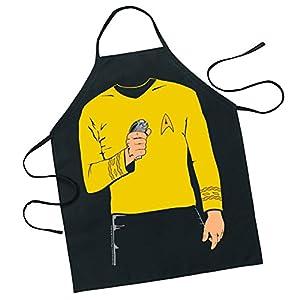 Star Trek Original Series Captain Kirk be The Character Apron