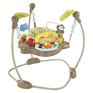 Fisher Price Jumperoo Animal Adventures