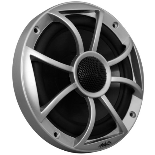 "Wet Sounds Xs Series 6.5"" Black Cone Marine Coaxial Speaker - 120 Watts Max / 60 Watts Rms"