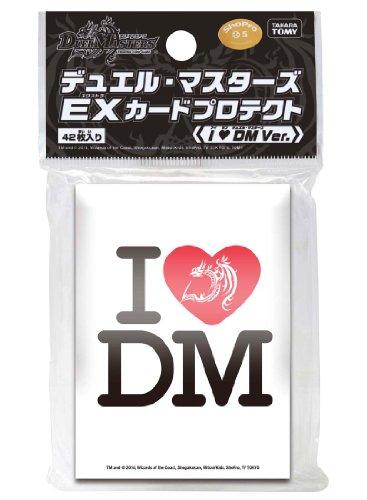 デュエル・マスターズ TCG EXカードプロテクト I Love DM Ver.