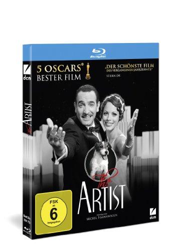 The Artist [Blu-ray]